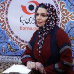 الهام پاوه نژاد جشنواره نورنگار مجله نوریاتو