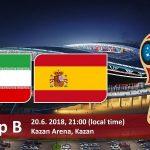 بازی جام جهانی ایران اسپانیا مجله نوریاتو