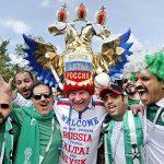 هواداران افتتاحیه جام جهانی ۲۰۱۸ مجله نوریاتو
