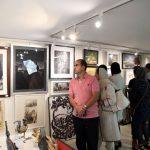 100 اثر 100 هنرمند گالری گلستان مجله نوریاتو