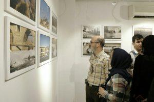 شهرام احمدزاده ترکمانی نمایشگاه فقدان مجله نوریاتو