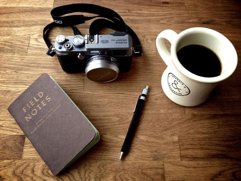 نگارش استیتمنت عکاسی مجله نوریاتو