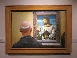 عباس کیارستمی موزه لوور مجله نوریاتو