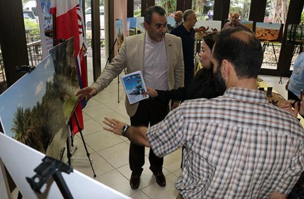 نمایشگاه عکس «طبیعت ایران» در فلیپین برپا شد