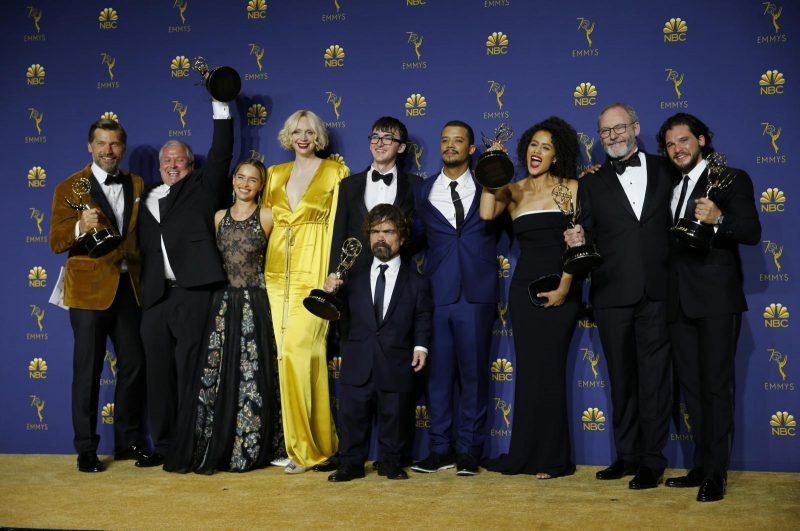 فرمانروایی «بازی تاج و تخت» در شب جوایز امی