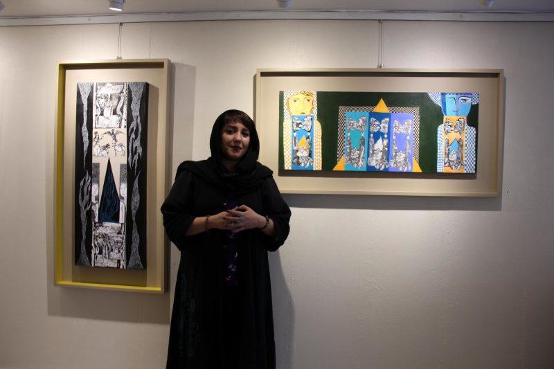 شطرنج در گبههای ایرانی، نماد مرگ و زندگی است