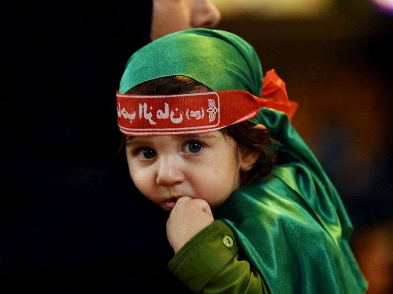 فراخوان مسابقه عکس شیرخوارگان عاشورایی