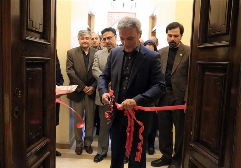 افتتاح تالار سفالهای عصر مفرغ و آهن در موزه مقدم