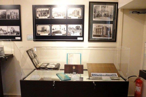 نمایش عکسها و اسناد تاریخی ۷۳ سال همکاری ایران و سازمان ملل