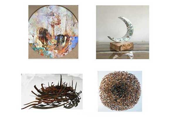 نمایش آثار چهار هنرمند ایرانی در آرتفر ابوظبی