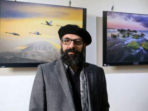 امیر عبدالحسینی مجله نوریاتو