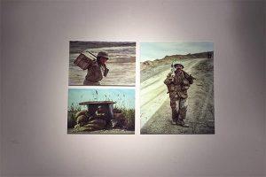 نمایشگاه عکسهای جنگ از آرشیو ارتش مجله نوریاتو