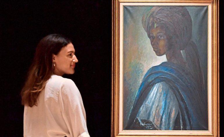 تابلوی «مونا لیزا»ی آفریقا پس از ۴۰ سال پیدا شد