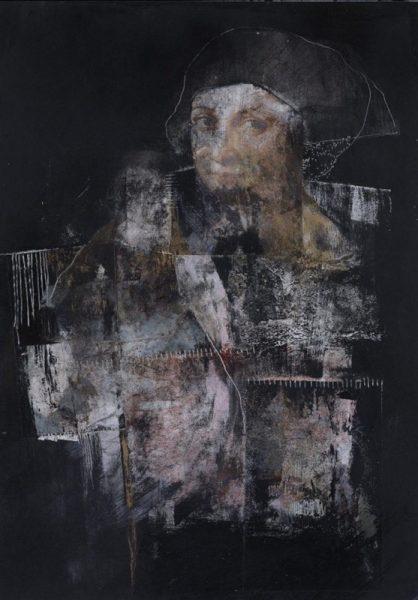 پذیرش «لبخند ژکوند» فرشته ستایش در موزه هنر مدرن تورین