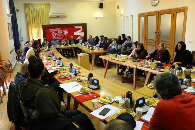 فروش آثار تجسمی در جشنواره تجسمی فجر