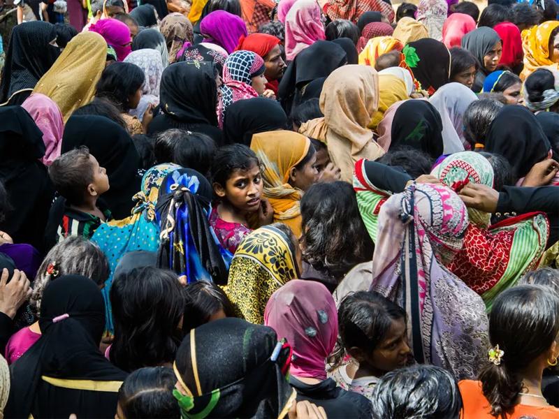 ماهیت مهاجرت در عکسها