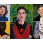 نمایشگاه نقاشی زنان پیشگام
