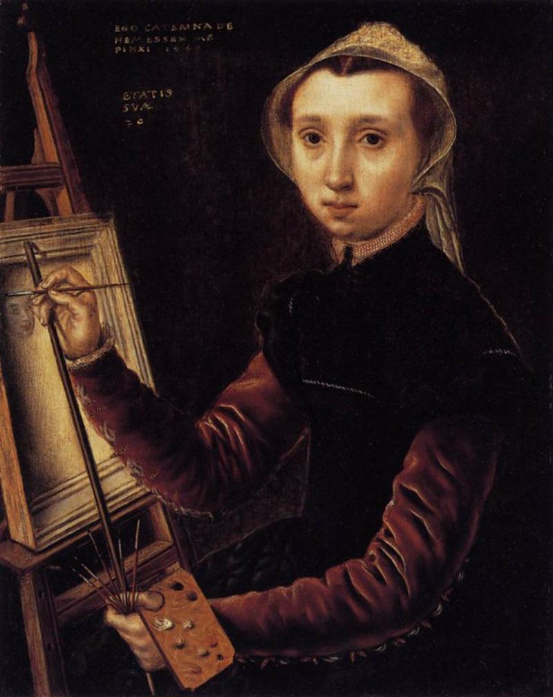 زنان هنرمند