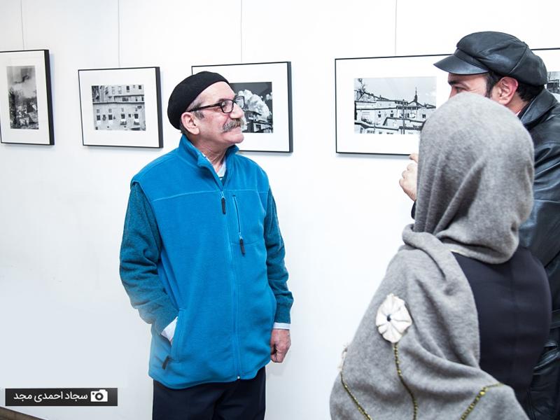 نمایشگاه عکس حمید جبلی