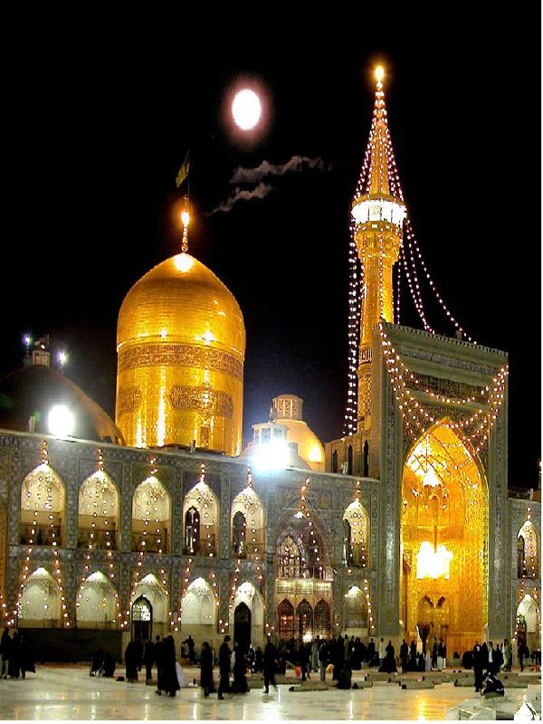 فراخوان جشنواره امام رضا علیه السلام و گفتگوی ادیان