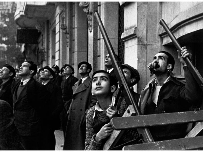 بارسلونا و جنگهای داخلی اسپانیا