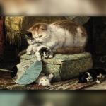 ده گربه معروف در تاریخ هنر