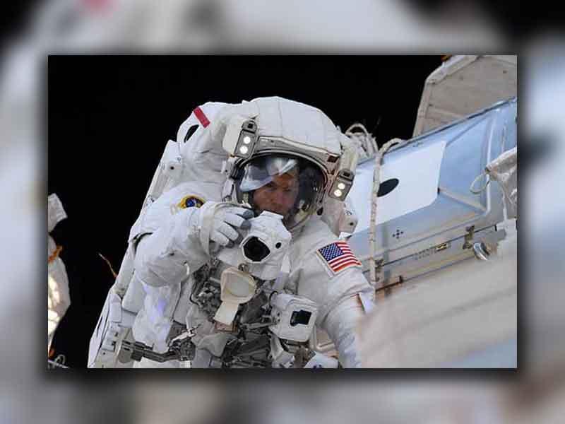 فرمول یک در ایستگاه بینالمللی فضایی