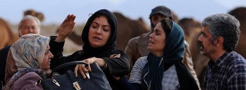 فیلم قسم محسن تنابنده