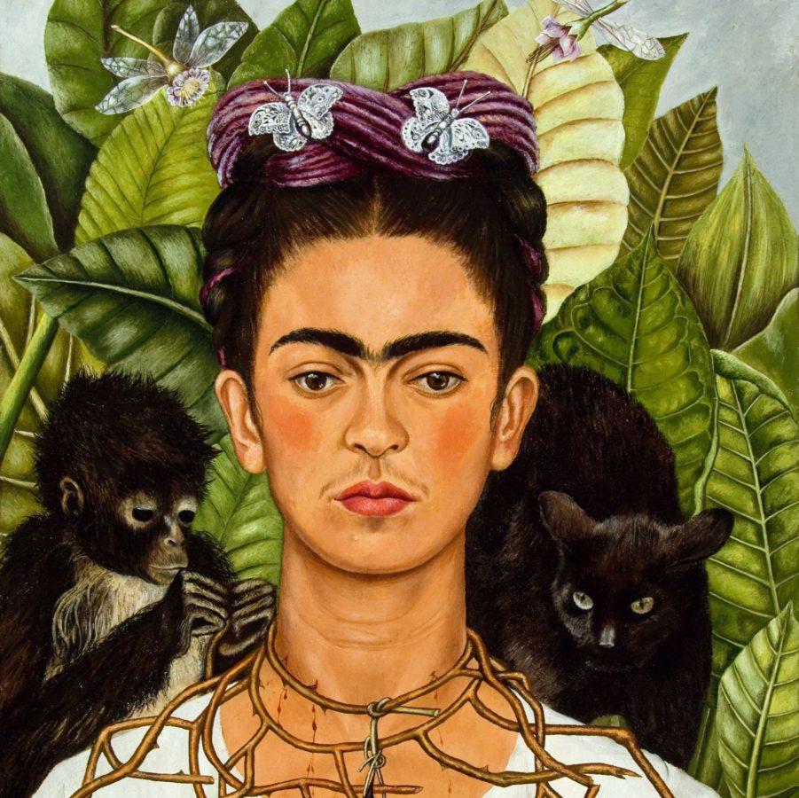 نمادگرایی در هنر فریدا کالو