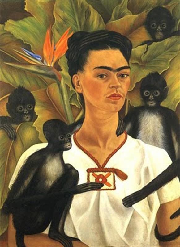 فریدا کالو نقاشی