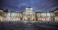 از قلعه ناپلئون تا موزه لوور