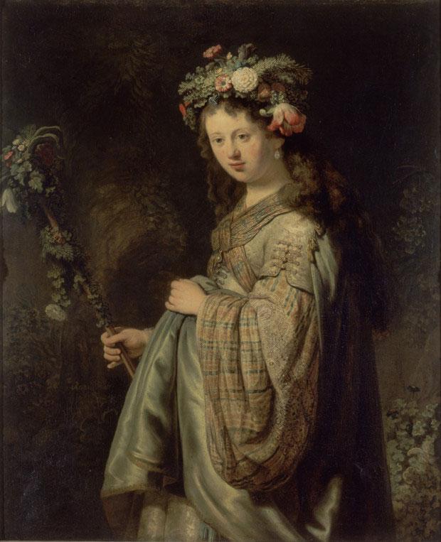 همسر رامبرانت