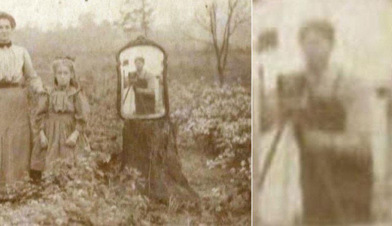 سلفی در آینه