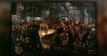 آدولف منزل – کارخانه ذوب آهن