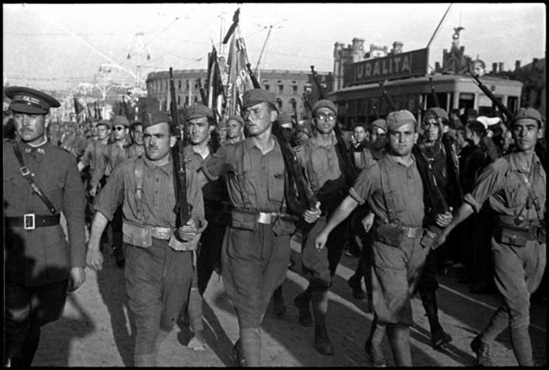جنگ داخلی اسپانیا