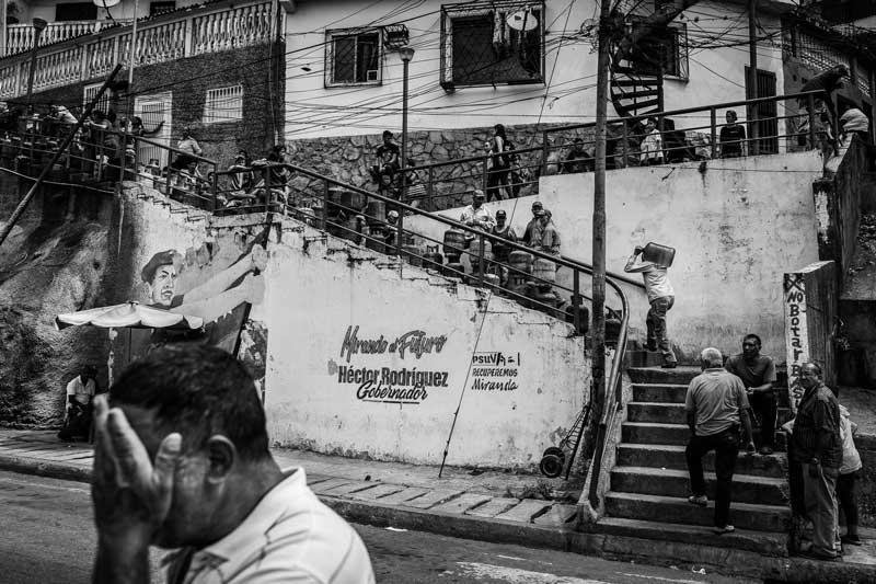 گرسنگی در ونزوئلا