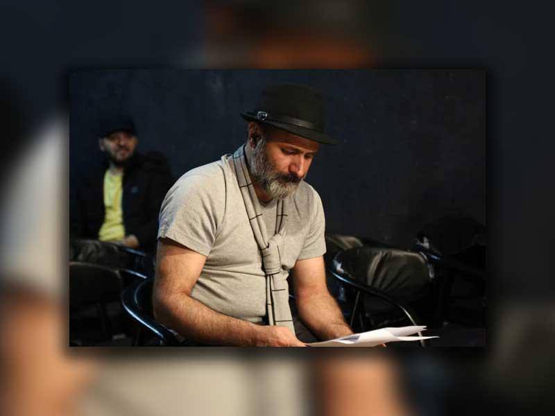 اجرای نمایش آلفرد در تماشاخانه ایرانشهر