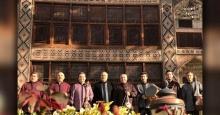 نوازندگان معروف آذربایجان در تالار وحدت