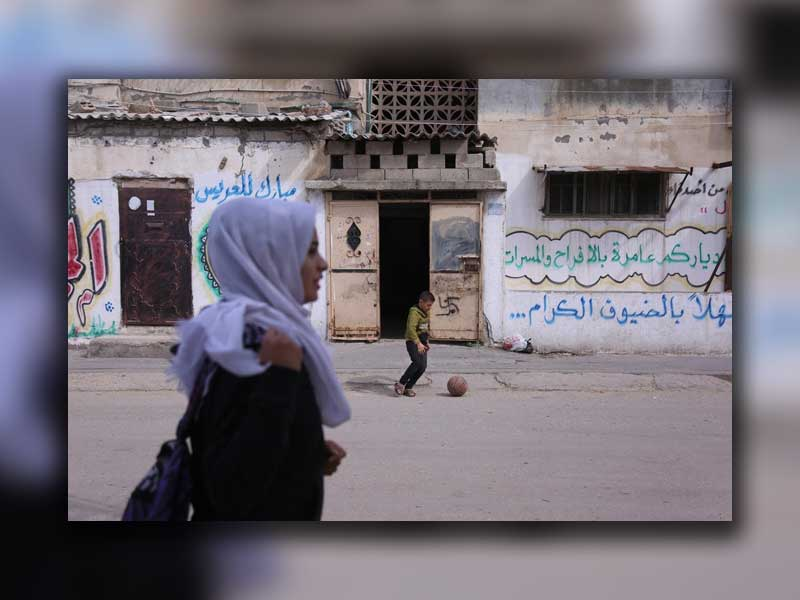 زنان در غزه