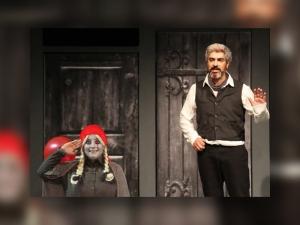 تئاتر جنایت و مکافات