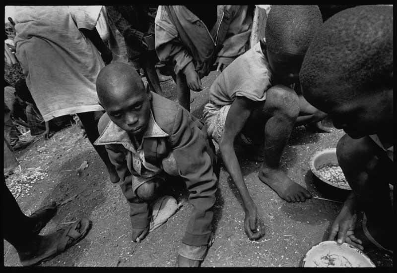 کودکان رواندایی