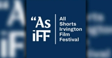 جایزه بهترین تدوین As IFF در دستان اسماعیل علیزاده