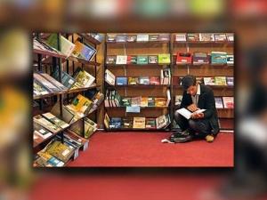 دومین روز نمایشگاه کتاب تهران