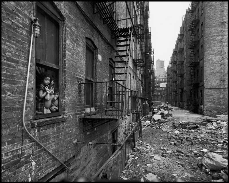 بروس دیویدسون خیابان صدم
