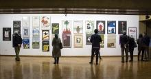 نمایشگاه پوسترهای موسیقی ایران برگزار شد
