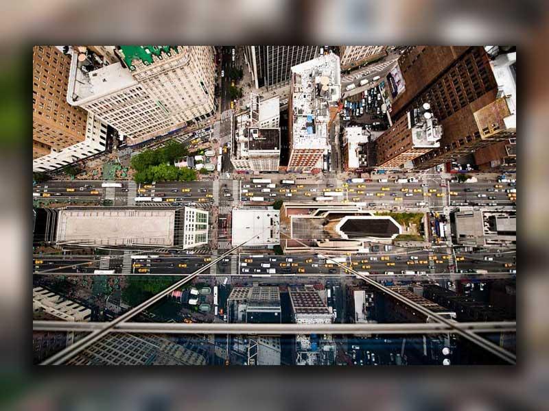 تصاویر هوایی از برجهای نیویورک سیتی