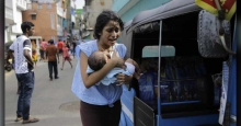 انفجارهای مرگبار سریلانکا در قاب دوربین عکاسان