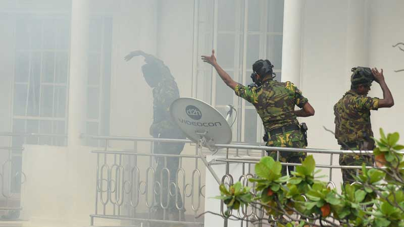 پلیس سریلانکا