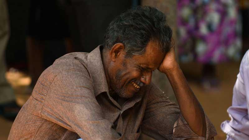 حمله به کلیسای سریلانکا
