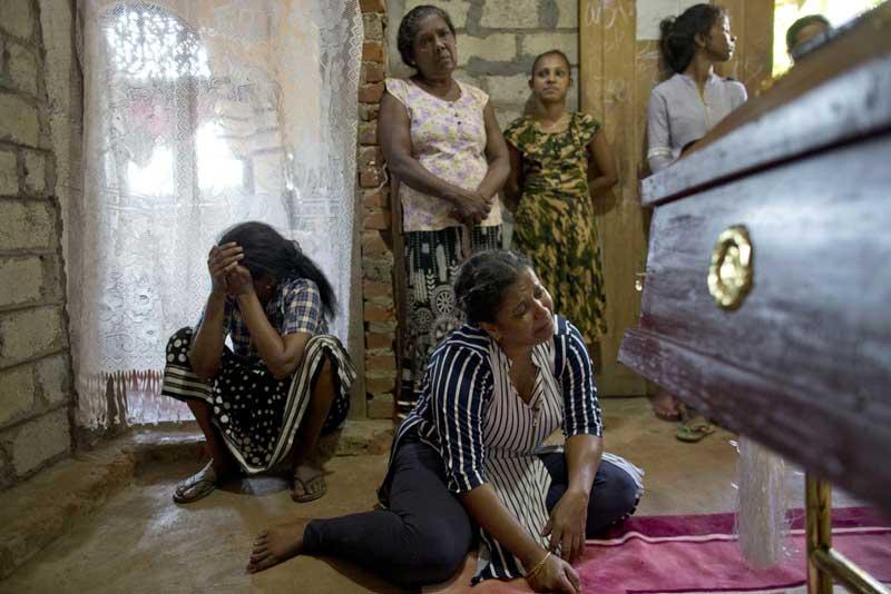 حمله تروریستی در سریلانکا